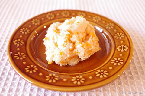 にんじんと高野豆腐の煮物