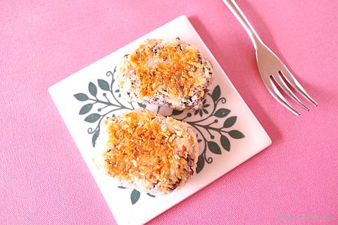鶏ひき肉の里芋コロッケ
