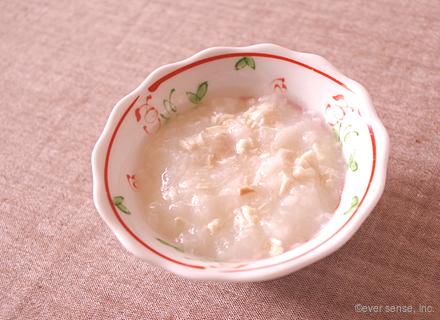 メカジキ粥