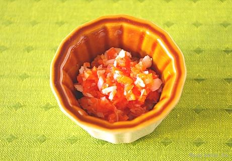 鯛のトマト煮